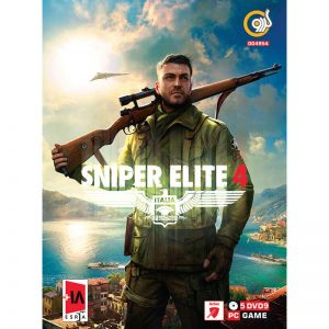 Sniper Elite 4 PC 5DVD9