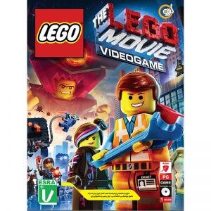 Lego The Movie Videogame PC 1DVD9 گردو