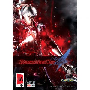 Devil May Cry 4 PC 2DVD