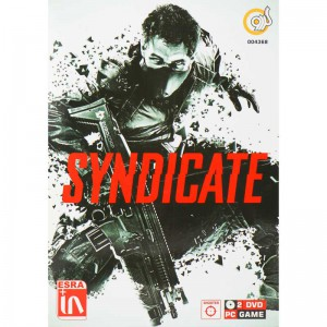 Syndicate PC 2DVD گردو