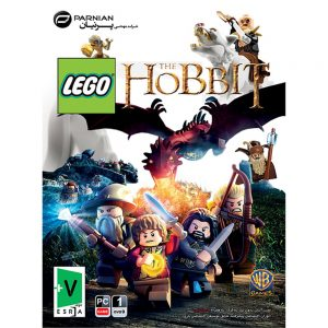 Lego The Hobbit PC 1DVD9 پرنیان