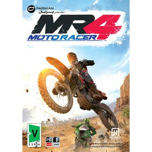MR4 Motor Racer PC 1DVD9