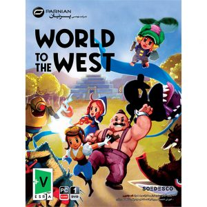 World To The West PC 1DVD