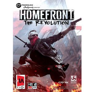 Homefront The Revolution PC 4DVD9