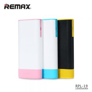 پاوربانک Remax RPL-19 Youth 10000mAh 2Port