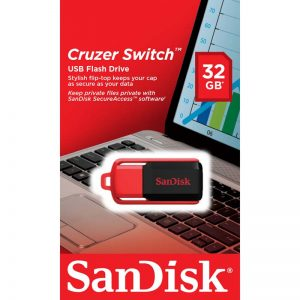 فلش SanDisk Cruzer Switch 32GB