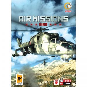 Air Missions: HIND PC 1DVD9