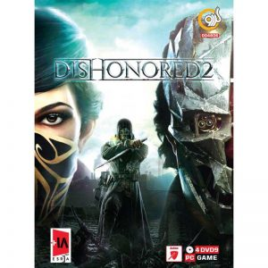 Dishonored 2 PC 4DVD9