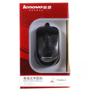 Lenovo Wired Optical Mouse