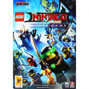 The LEGO NINJAGO Movie Video Game PC 2DVD