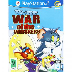 tom & jerry war of the whiskers PS2 گردو