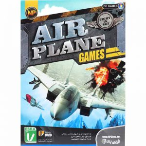 Air Plane Games PC 1DVD نوین پندار