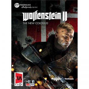 Wolfenstein II The New Colossus PC 5DVD9