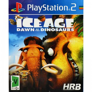 ice age dawn of the dinosaurs PS2