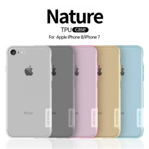 قاب ژله ای NILLKIN Nature Tpu Apple iPhone 7/8