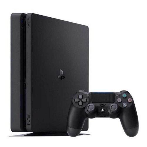کنسول بازی Sony Playstation 4 Slim 2017 Region 2 CUH-2116B 1TB Bundle + گارانتی