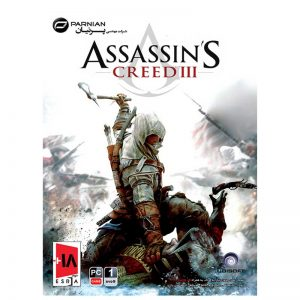 Assassin's Creed III PC 1DVD9 پرنیان