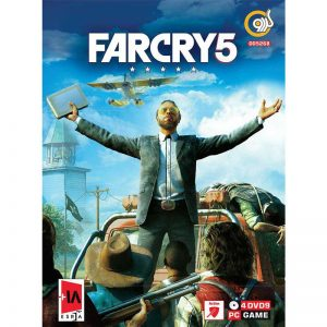 Far Cry 5 PC 4DVD9 گردو