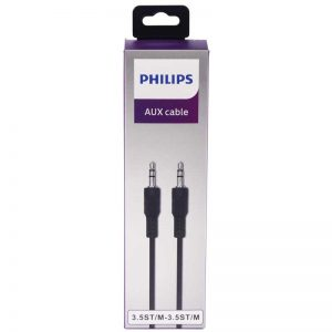 کابل Philips AUX 1m