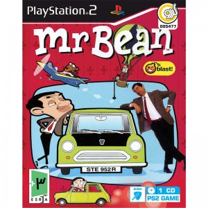 MR BEAN PS2 گردو