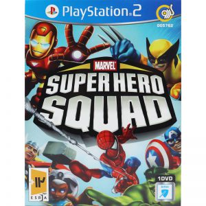 Marvel Superhero Squad PS2 گردو