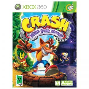 Crash Mind Over Mutant XBOX360
