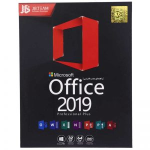Office 2019 Professional Plus 1DVD JB.TEAM