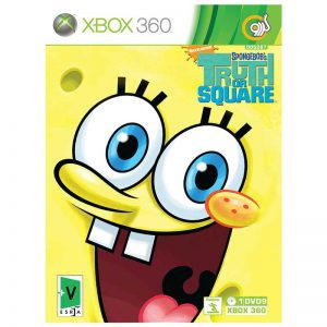 Spongebob's Truth Or Square XBOX360