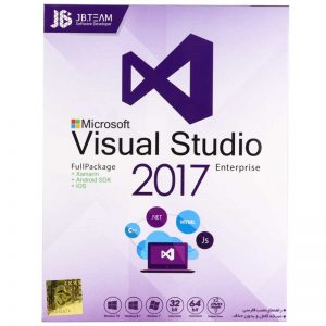 Visual Studio 2017 Enterprise 1DVD9 JB.TEAM