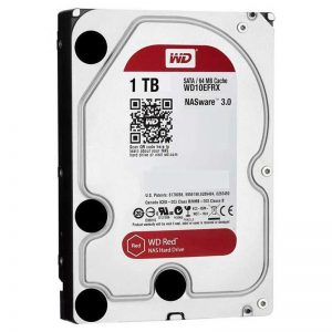 هارد اینترنال Western Digital Red 1T WD10EFRX