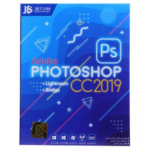 Adobe photoshop CC 2019 1DVD9 JB.TEAM