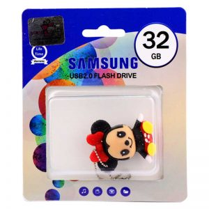 فلش عروسکی SAMSUNG Minnie Mouse 1951 32GB