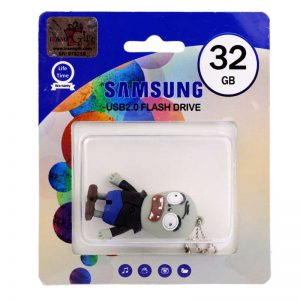 فلش عروسکی SAMSUNG Plants & Zombies 3595 32GB