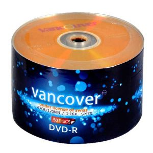 DVD ونکوور Vancouver