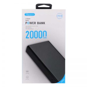 پاوربانک VERITY V-PH101-20B 20000mAh مشکی