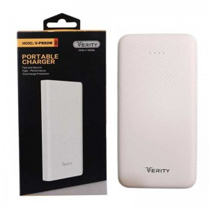 پاوربانک VERITY V-PR80 10000mAh 2Port