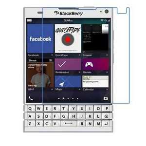 BlackBerry screen protector