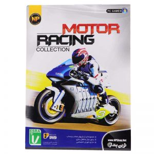 Motor racing PC 1DVD Novin pendar