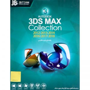 ۳DS MAX Collection 2DVD9 JB-TEAM