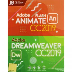 Adobe Animate + Dreamweaver 2019 1DVD9 JB-TEAM