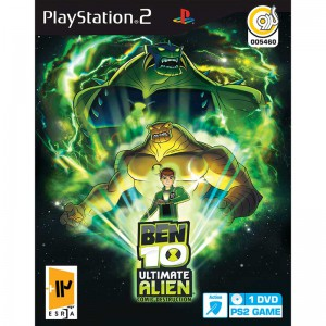 BEN10 ULTIMATE ULIEN PS2 گردو