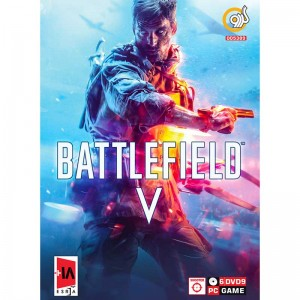 Battlefield V PC 6DVD9 گردو