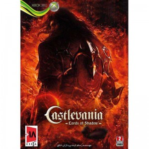 Castlevania Lords of Shadow XBOX 2DVD9