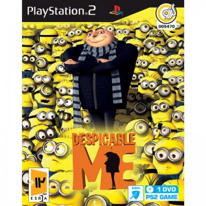DESPICABLE ME PS2 گردو