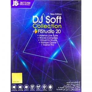 DJ Soft Collection + FL Studio 20 2DVD9 JB-TEAM