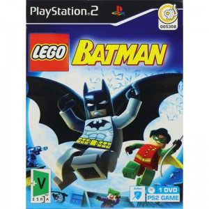 LEGO BATMAN PS2 Gerdoo