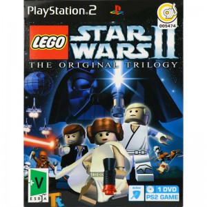 LEGO STAR WARS II PS2 گردو