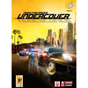 Need For Speed UnderCover PC 1DVD9 گردو