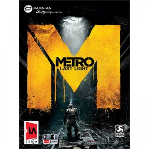 Metro Last Light 1DVD9 پرنیان