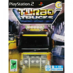 TURBO TRUCKS PS2 گردو